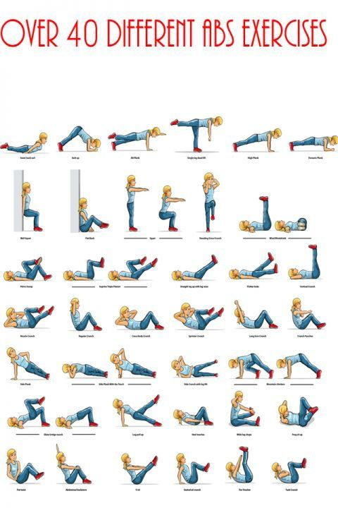More at-home exercises!