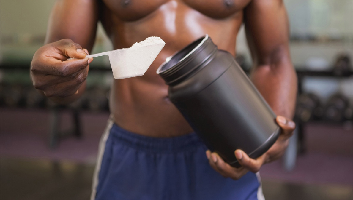 Do you drink protein shakes?