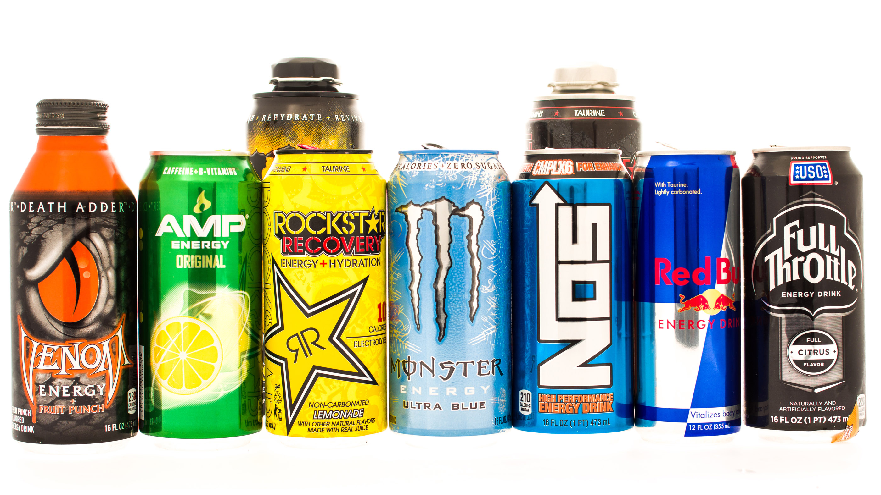 Do you drink energy drinks?