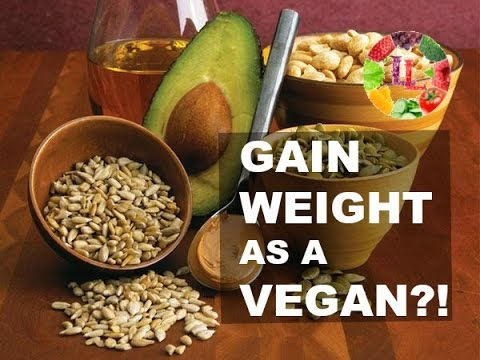Did you gain weight since going vegan?