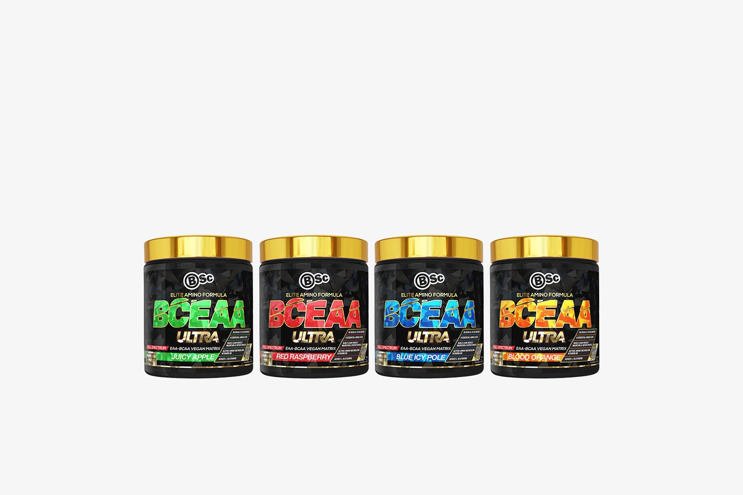 Let's chat about BCAAs