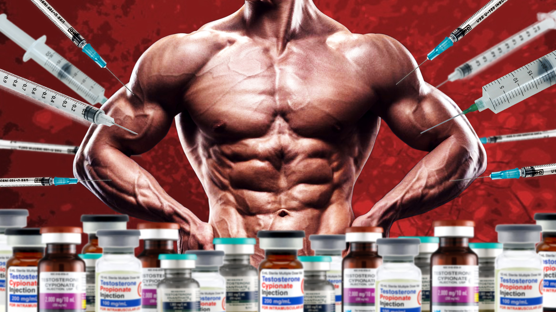 Testosterone Dosage For Bodybuilding | The Highest Dose Of Testo