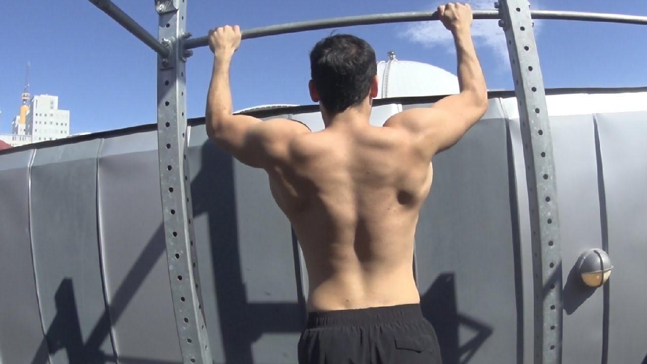 Can't do pull ups?