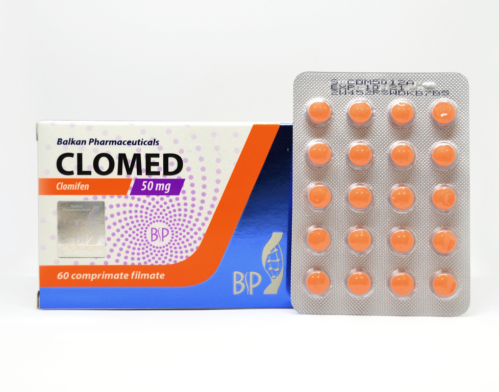 Clomid (Clomiphene Citrate)